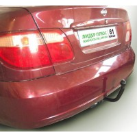 Фаркоп Лидер Плюс на NISSAN Almera 2000–2007  Арт. N106-A (N16 седан)