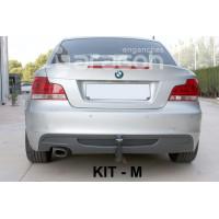 Фаркоп ARAGON на BMW 1 2004–2011  Арт. E0804AA (E81/E82/E87/E88)