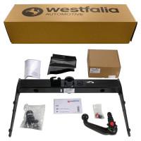 Фаркоп WESTFALIA на BMW 5 2010–  Арт. 303336600001 (Gran Turismo)